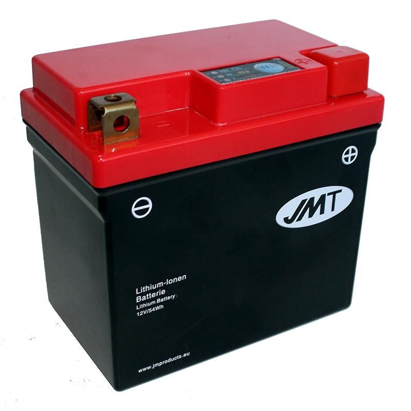 Batería de litio YTZ7S Alto rendimiento