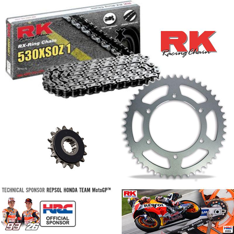 Kits de Arrastre para moto RK